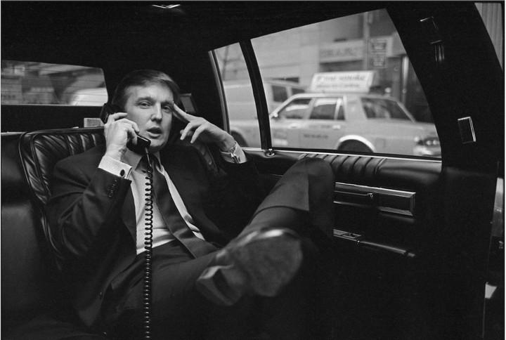 Трамп 1985 год