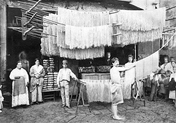 Сицилия. Макаронная фабрика (1)