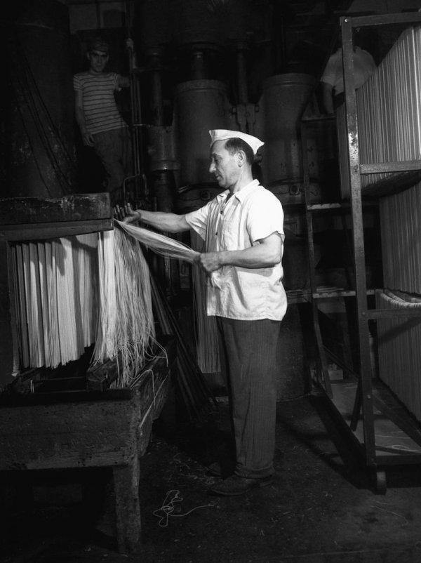 Сицилия. Макаронная фабрика (12)