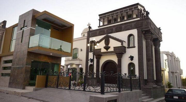 Роскошное кладбище мексиканских наркобаронов (2)