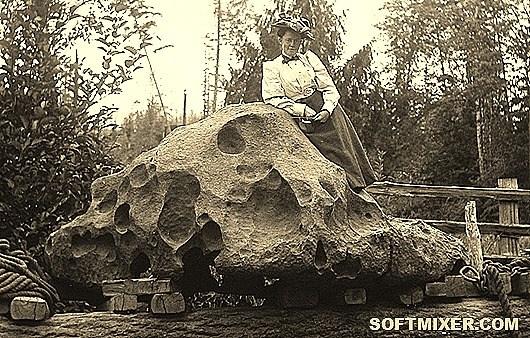 История украденного метеорита (4)