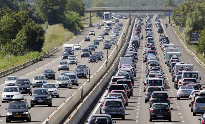 Шесть самых больших автомобильных пробок в истории (4)