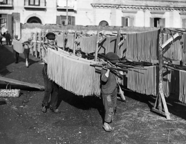 Сицилия. Макаронная фабрика (4)