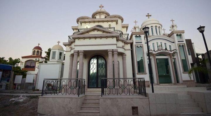 Роскошное кладбище мексиканских наркобаронов (8)