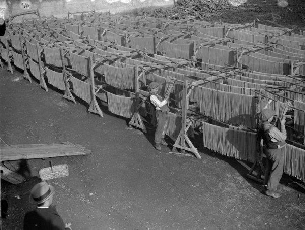 Сицилия. Макаронная фабрика (9)