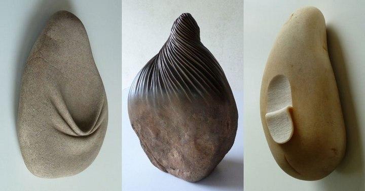 Креативные скульптуры из камня (1)