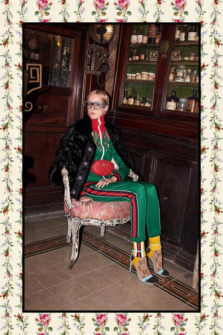Коллекция Осень-Зима 2017-2018 от Gucci (2)