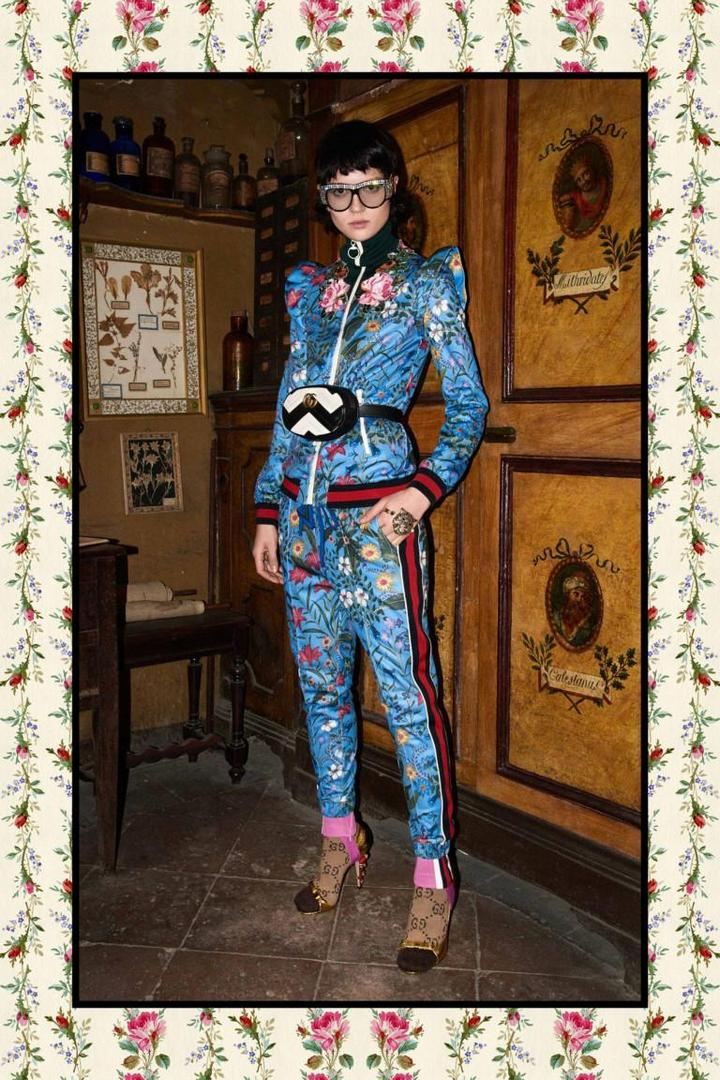 Коллекция Осень-Зима 2017-2018 от Gucci (3)