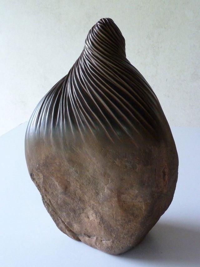 Креативные скульптуры из камня (4)