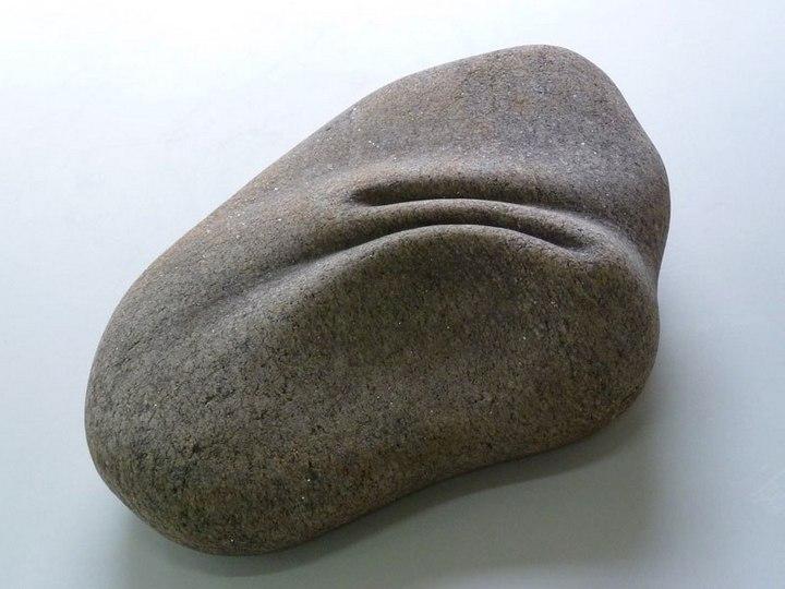 Креативные скульптуры из камня (6)