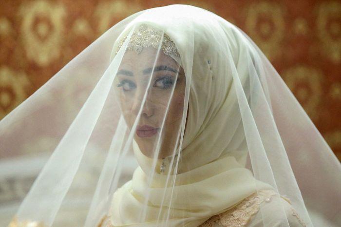 Как празднуют традиционные чеченские свадьбы в Грозном (7)