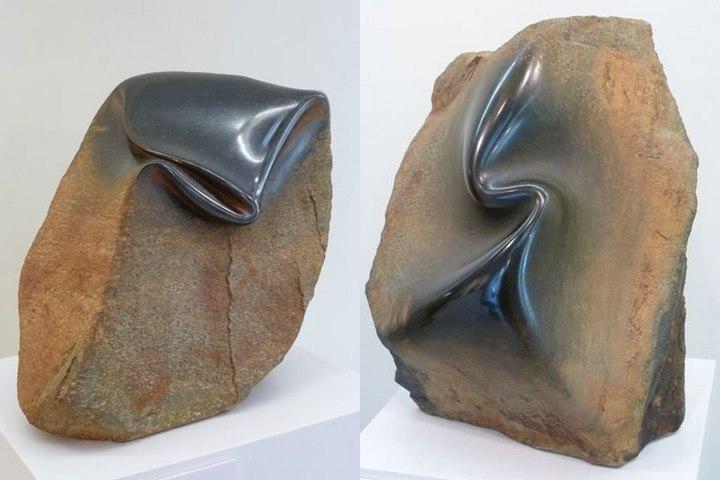 Креативные скульптуры из камня (10)