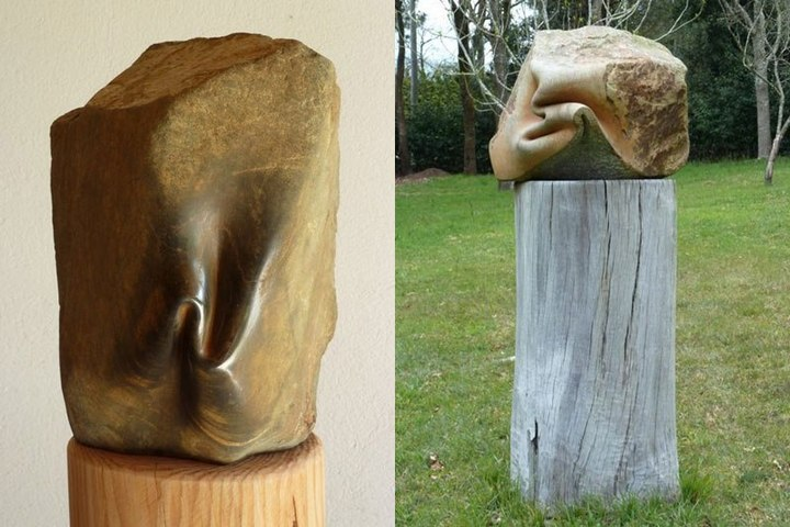 Креативные скульптуры из камня (11)