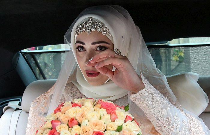 Как празднуют традиционные чеченские свадьбы в Грозном (29)