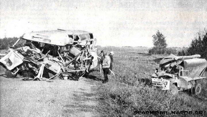 Аварии в СССР (1)