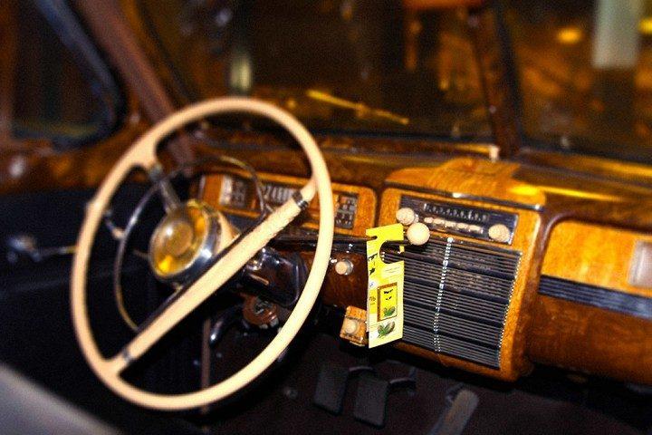 ЗИС-115 Восстановление автомобиля Сталина (6)