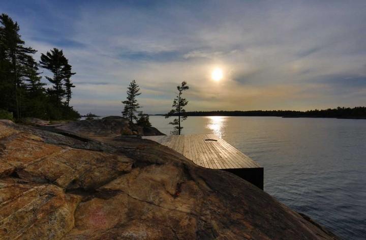 Удивительная сауна в Канаде (6)