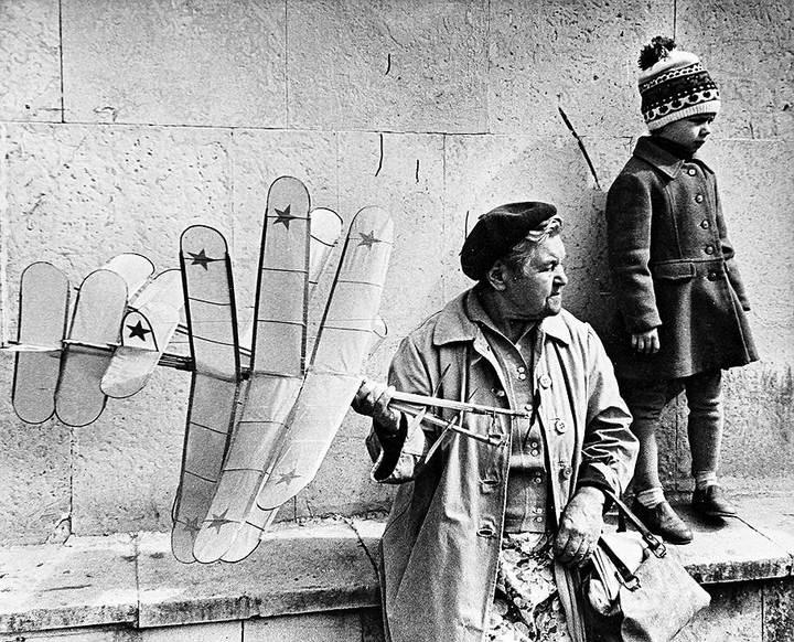 Советские фотографии из архива журнала «Огонек» (7)