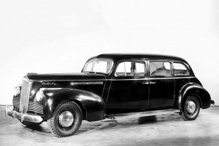 ЗИС-115 Восстановление автомобиля Сталина (9)