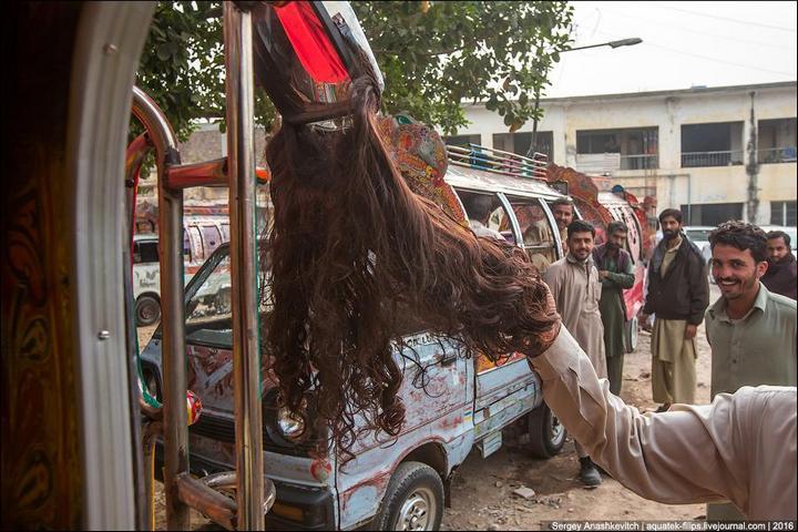 Пакистанские маршрутки (14)