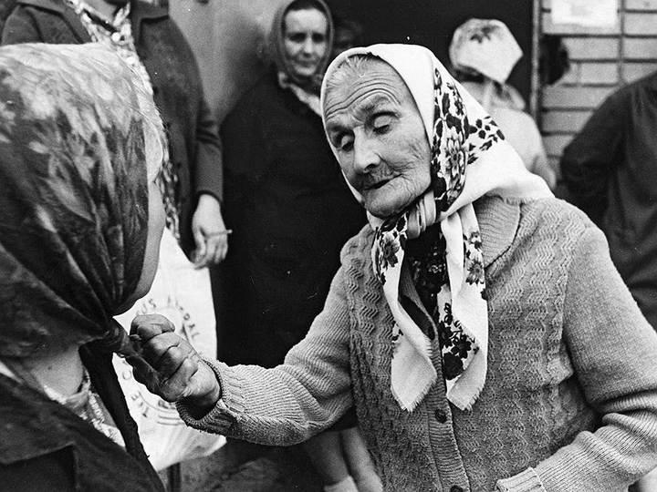 Советские фотографии из архива журнала «Огонек» (17)