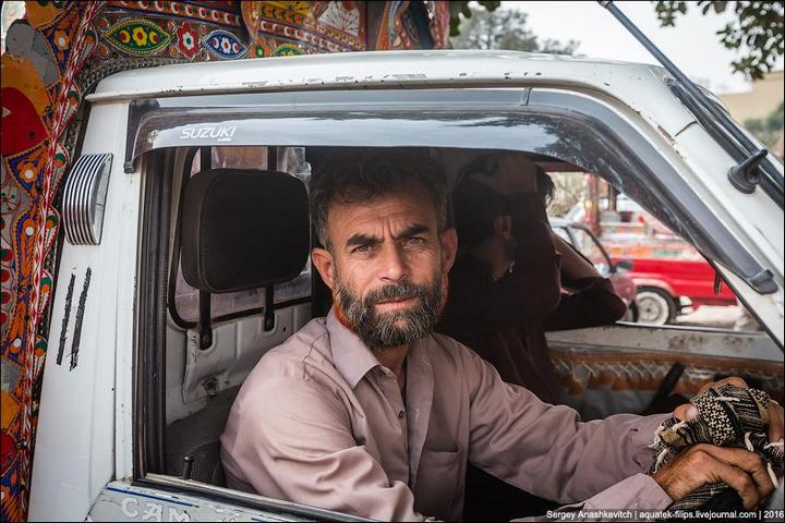 Пакистанские маршрутки (21)