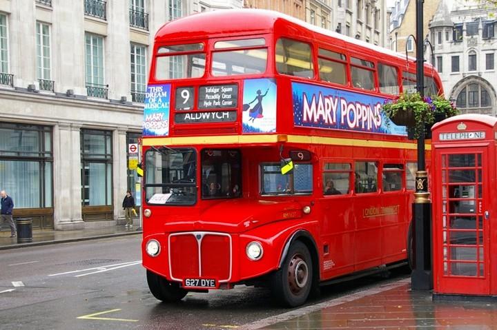 В Лондоне исчез многолетний символ города (1)