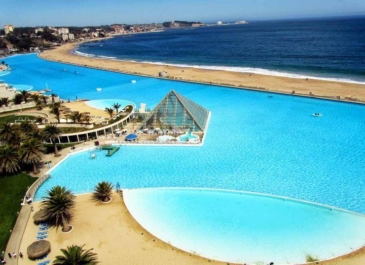 Самый большой бассейн в мире (2)