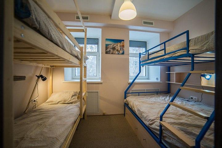Хостел в котором комфортно и удобно (2)
