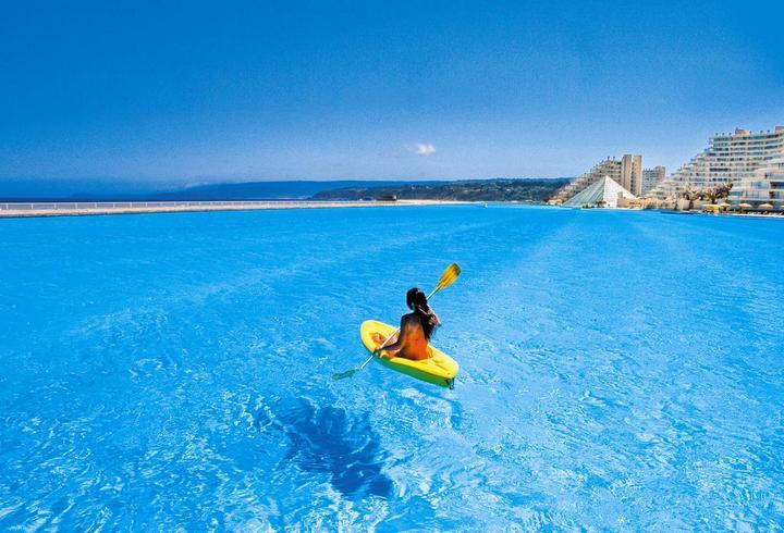 Самый большой бассейн в мире (5)