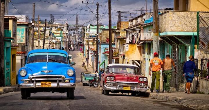 Вы находитесь на Кубе, если... (2)