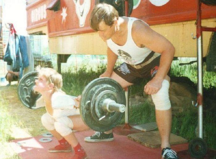 самая сильная девочка планеты Варвара Акулова (1)