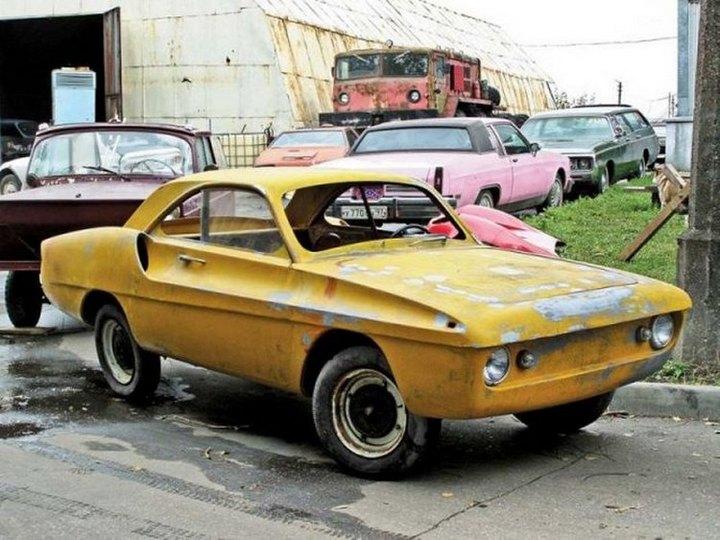 купе ЗАЗ Спорт-900 (1)