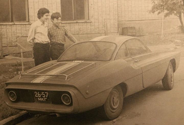 купе ЗАЗ Спорт-900 (2)