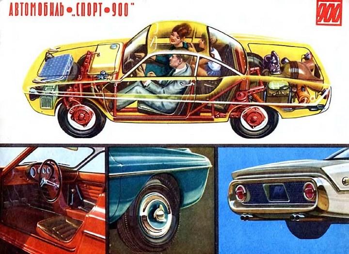 купе ЗАЗ Спорт-900 (3)