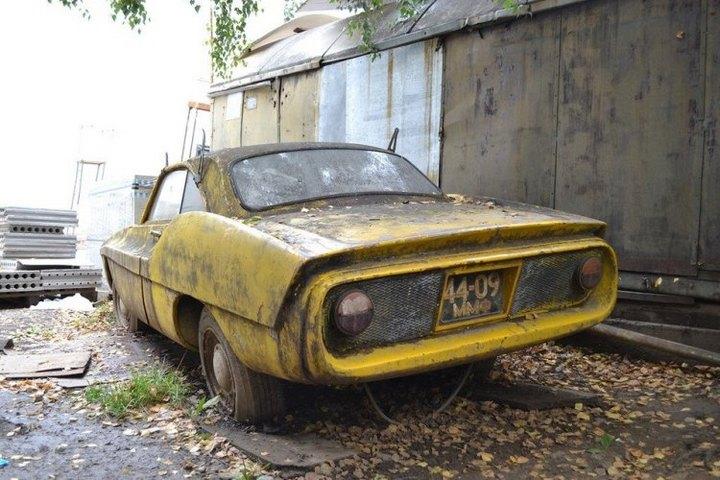 купе ЗАЗ Спорт-900 (5)