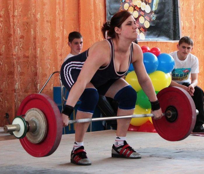 самая сильная девочка планеты Варвара Акулова (9)