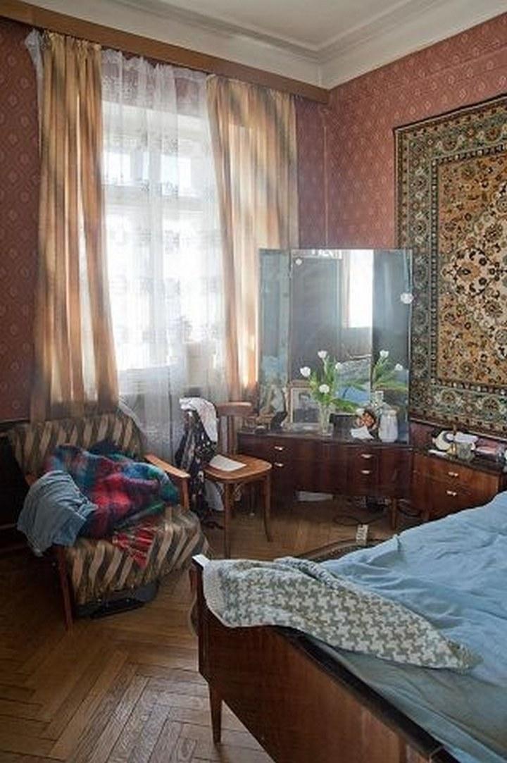 Интерьеры советских квартир 70-х (13)
