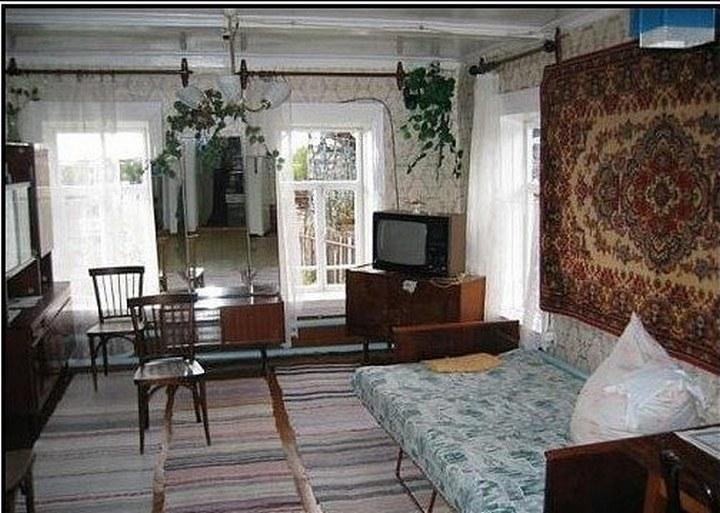 Интерьеры советских квартир 70-х (12)