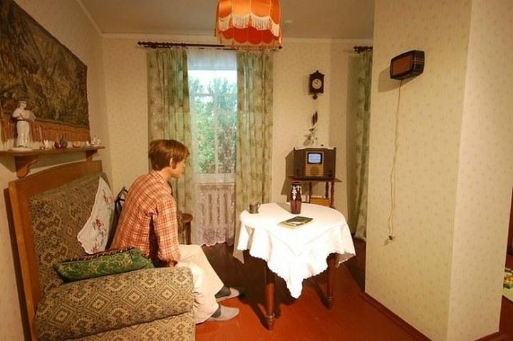 Интерьеры советских квартир 70-х (8)