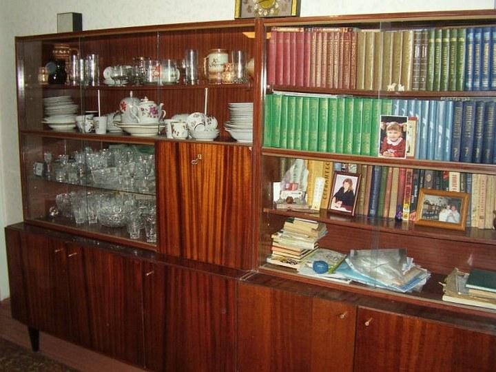 Интерьеры советских квартир 70-х (5)