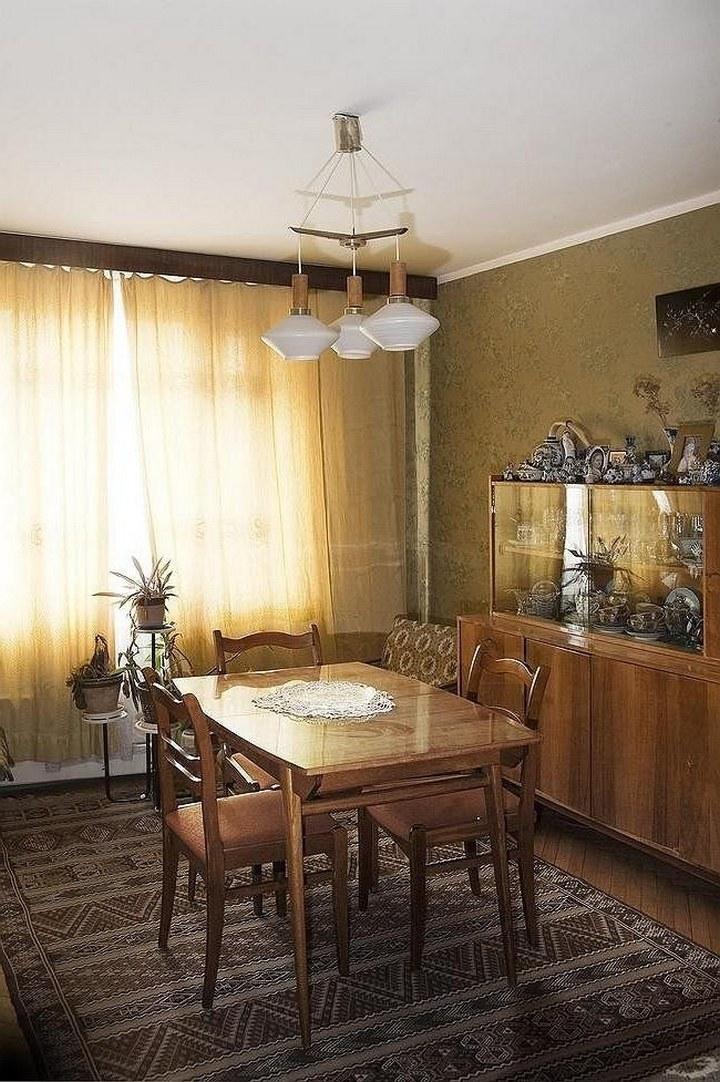 Интерьеры советских квартир 70-х (2)