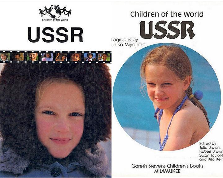 Повседневная жизнь московской четвероклассницы Кати в 1987 году (1)