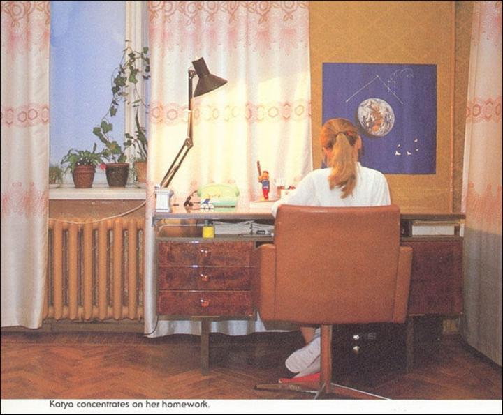 Повседневная жизнь московской четвероклассницы Кати в 1987 году (10)