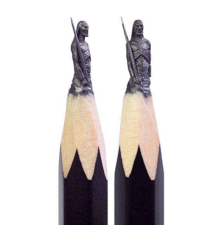 Искусство на кончике карандаша (10)