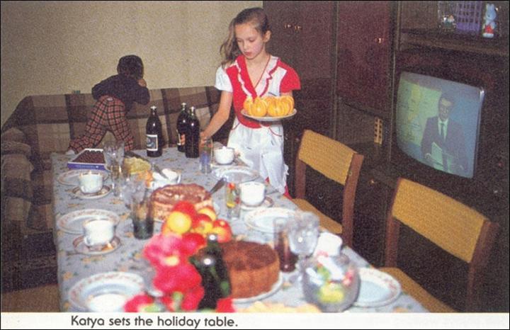 Повседневная жизнь московской четвероклассницы Кати в 1987 году (14)