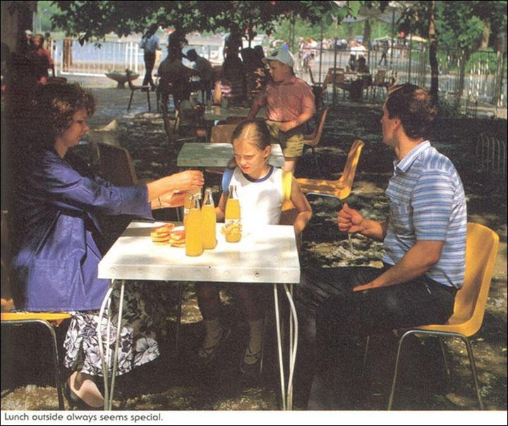 Повседневная жизнь московской четвероклассницы Кати в 1987 году (18)