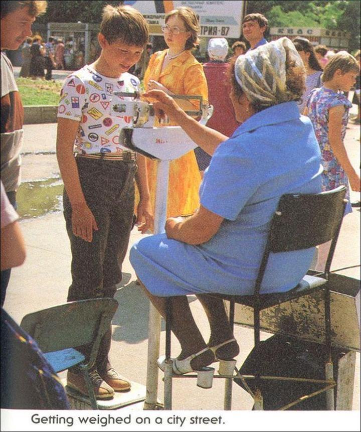 Повседневная жизнь московской четвероклассницы Кати в 1987 году (21)