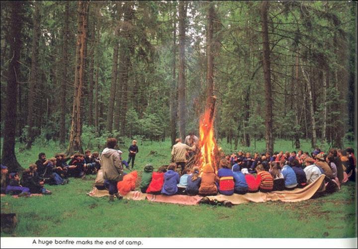 Повседневная жизнь московской четвероклассницы Кати в 1987 году (24)