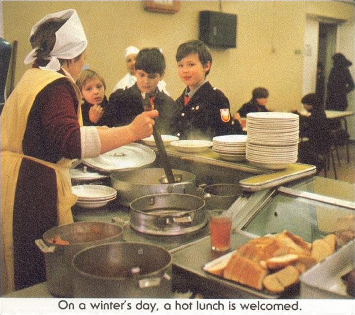 Повседневная жизнь московской четвероклассницы Кати в 1987 году (5)